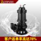 wqr六寸污水泵 高温污水输送器 耐高温排污泵