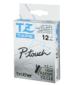 兄弟普贴趣标签带TZE-Cl3  12mm清洁色带